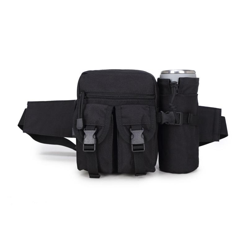 fabc7512e70b Hot High-quality Army Military Hanging Multi-function Vice Package Wear  Belt Bag 5.5