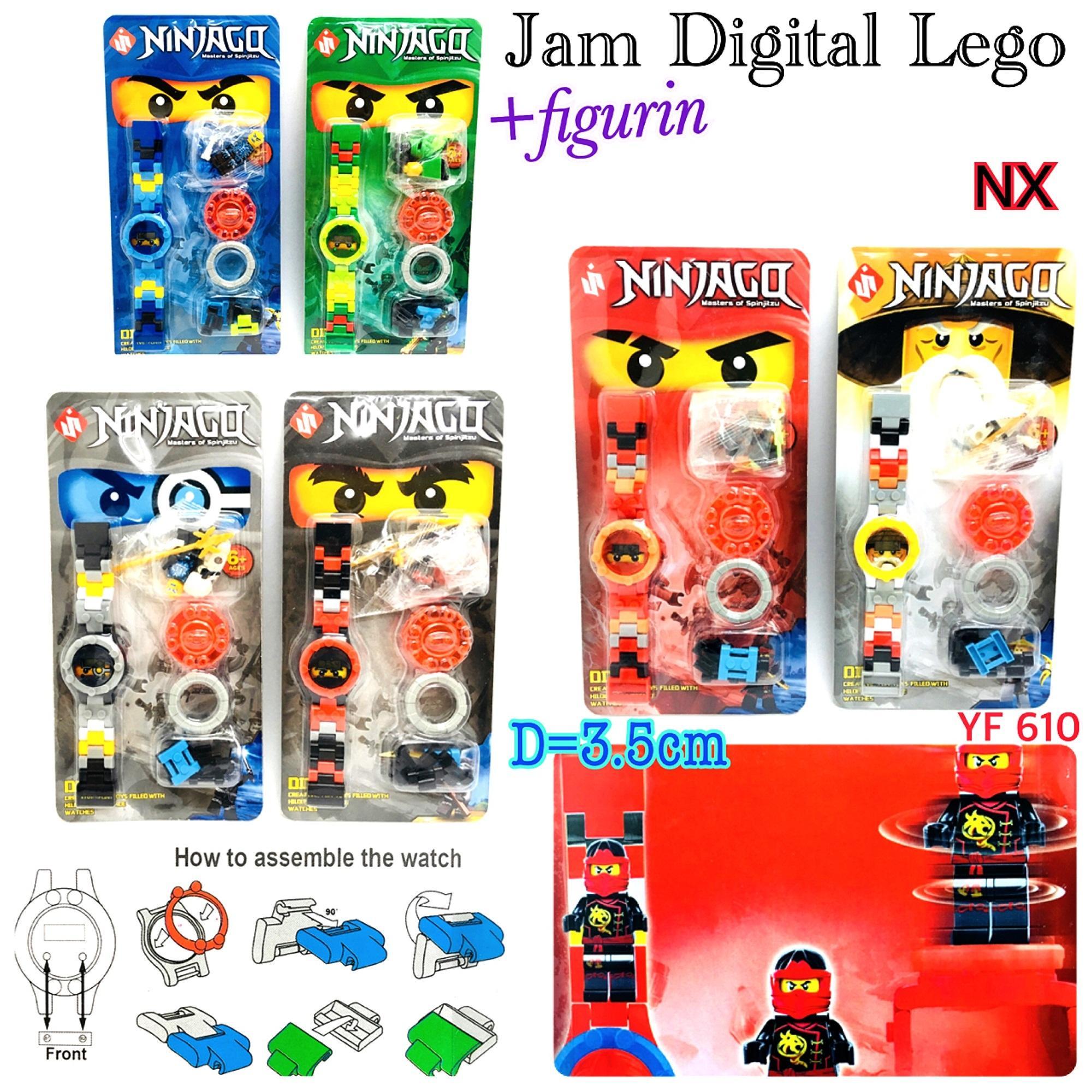 Harga Sale Jam Tangan Anak Mainan Multifungsi Lego Super Heroes Hulk Kardus Box Packing Rmz Aksesoris Alat Tulis Kantor Accesoris Hp Digital Plus Figurin Ninja Go
