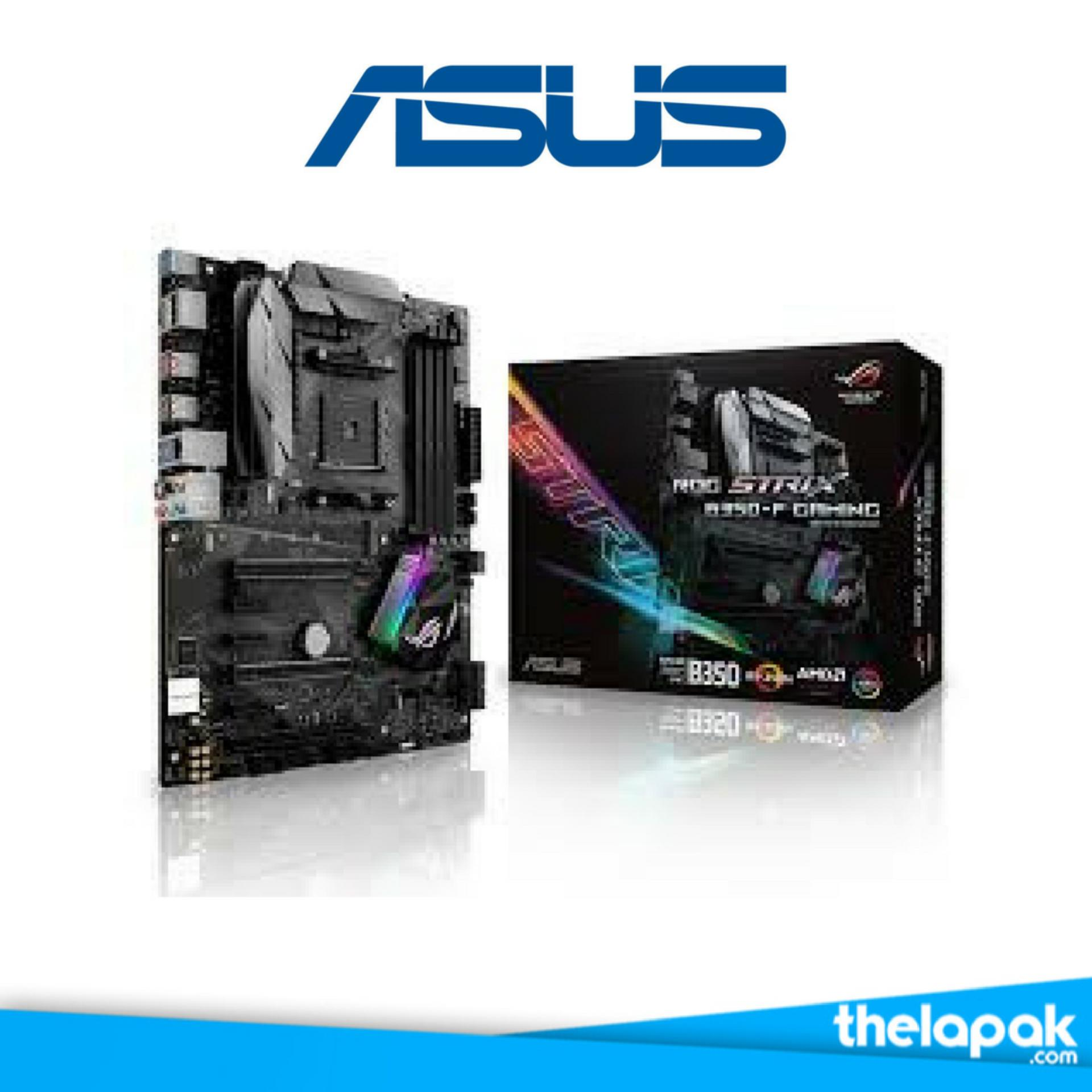 Motherboard Asus ROG B350-F Gaming