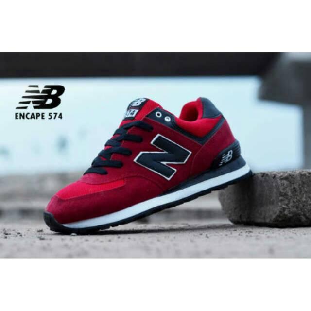 Sepatu NB 574 Encap Pria / Sepatu Olahraga Cowok