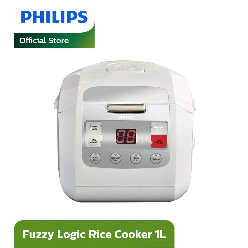 Philips Fuzzy Logic Rice Cooker HD 3030/30 - Putih