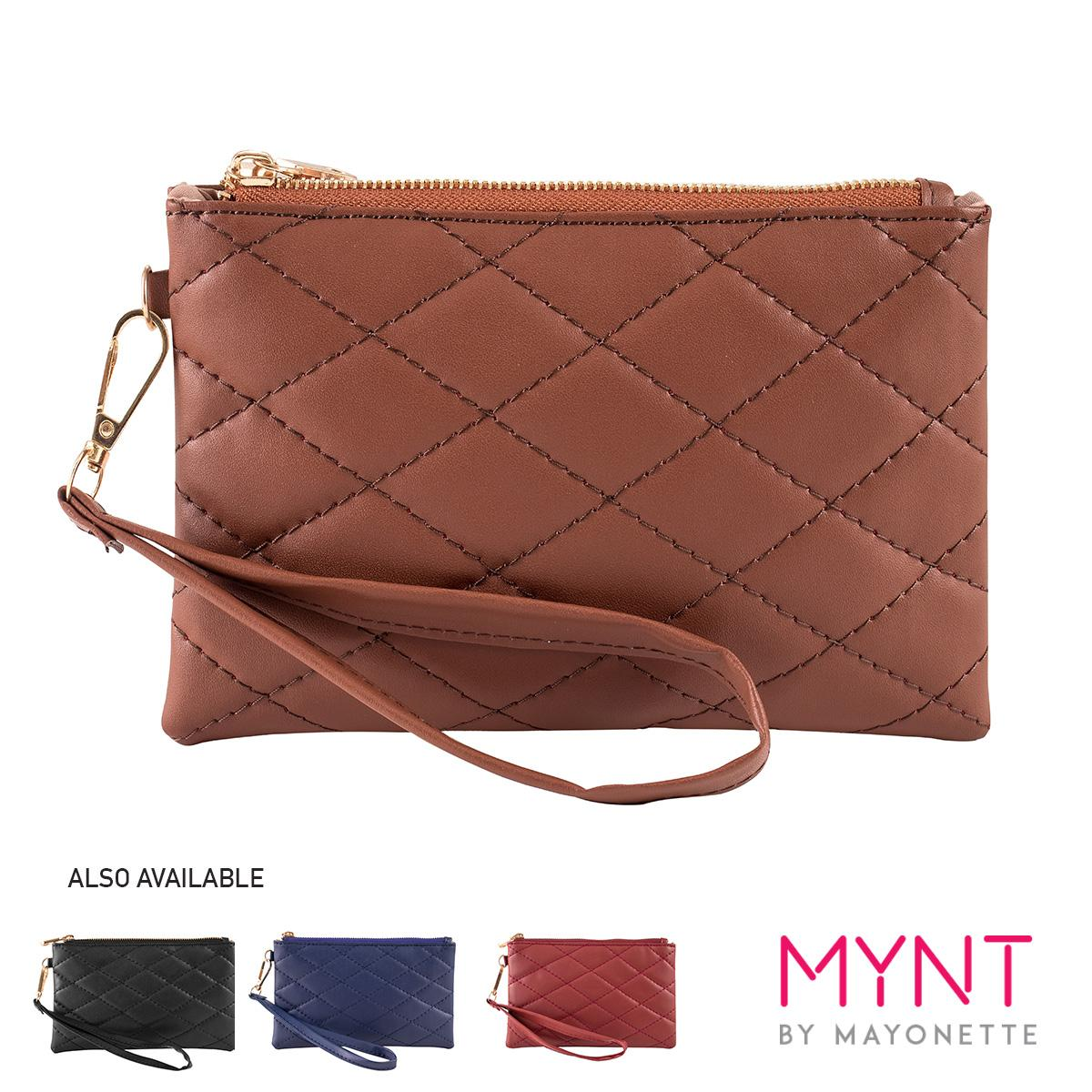 MYNT by Mayonette Dompet Korean Style Wanita   Pria Casual Simple Pouch  Best Seller Lorin Clutch 404f6d7850
