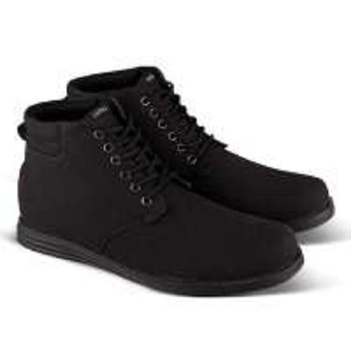 Promo Sepatu Boots Pria Sauqi Brodo Racing Kulit Casual Kerja Kantor Fashion