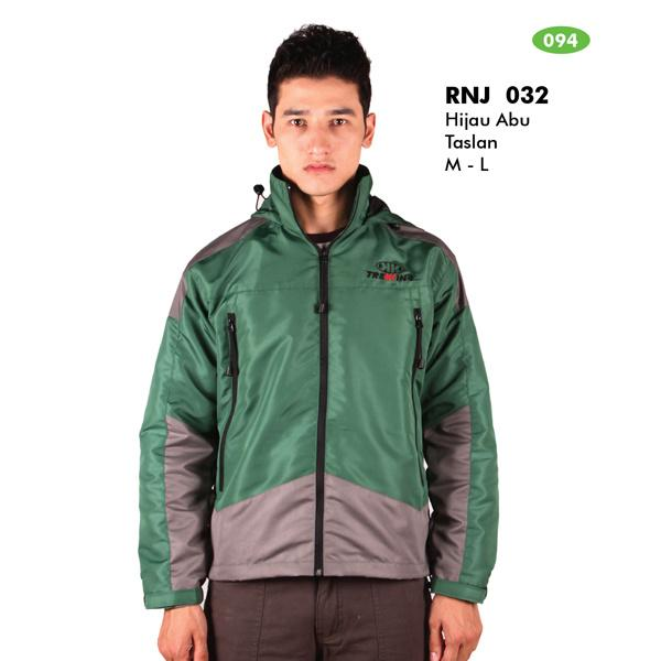 Jual Jaket Gunung Murah Untuk Outdoor Bahan Taslan Model Rei ARNJ 032