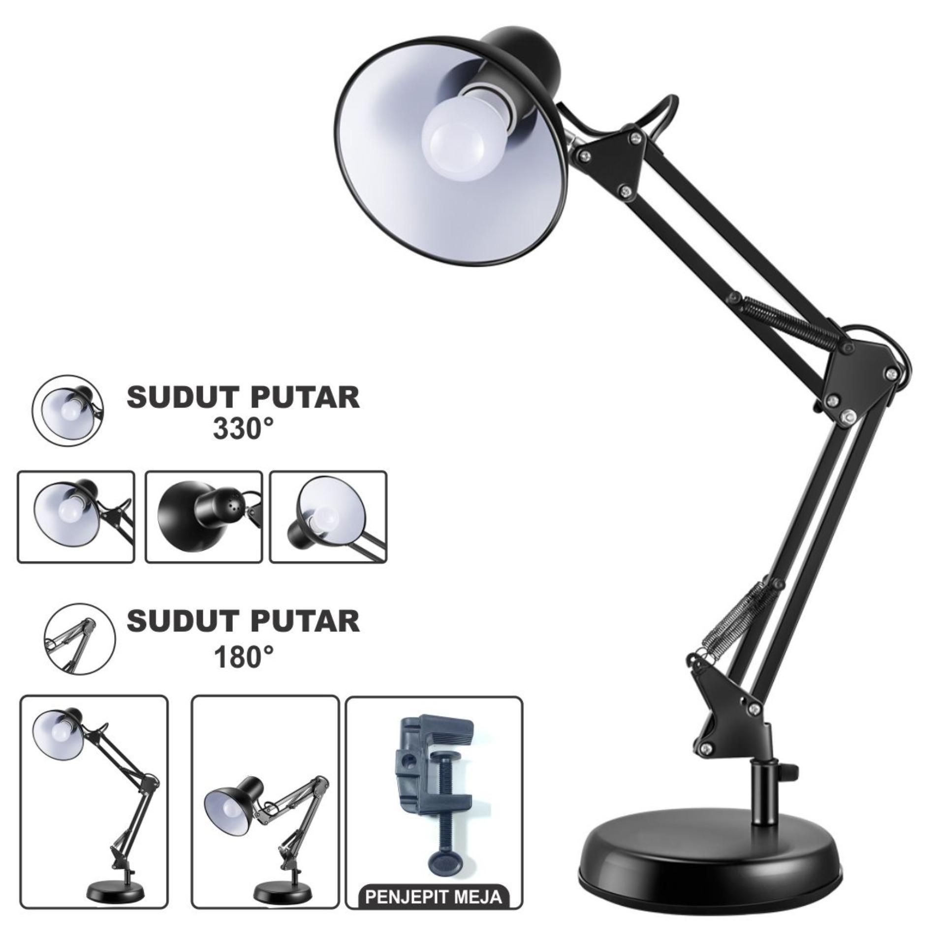 WEITECH LAMPU MEJA/LAMPU BACA GX-810