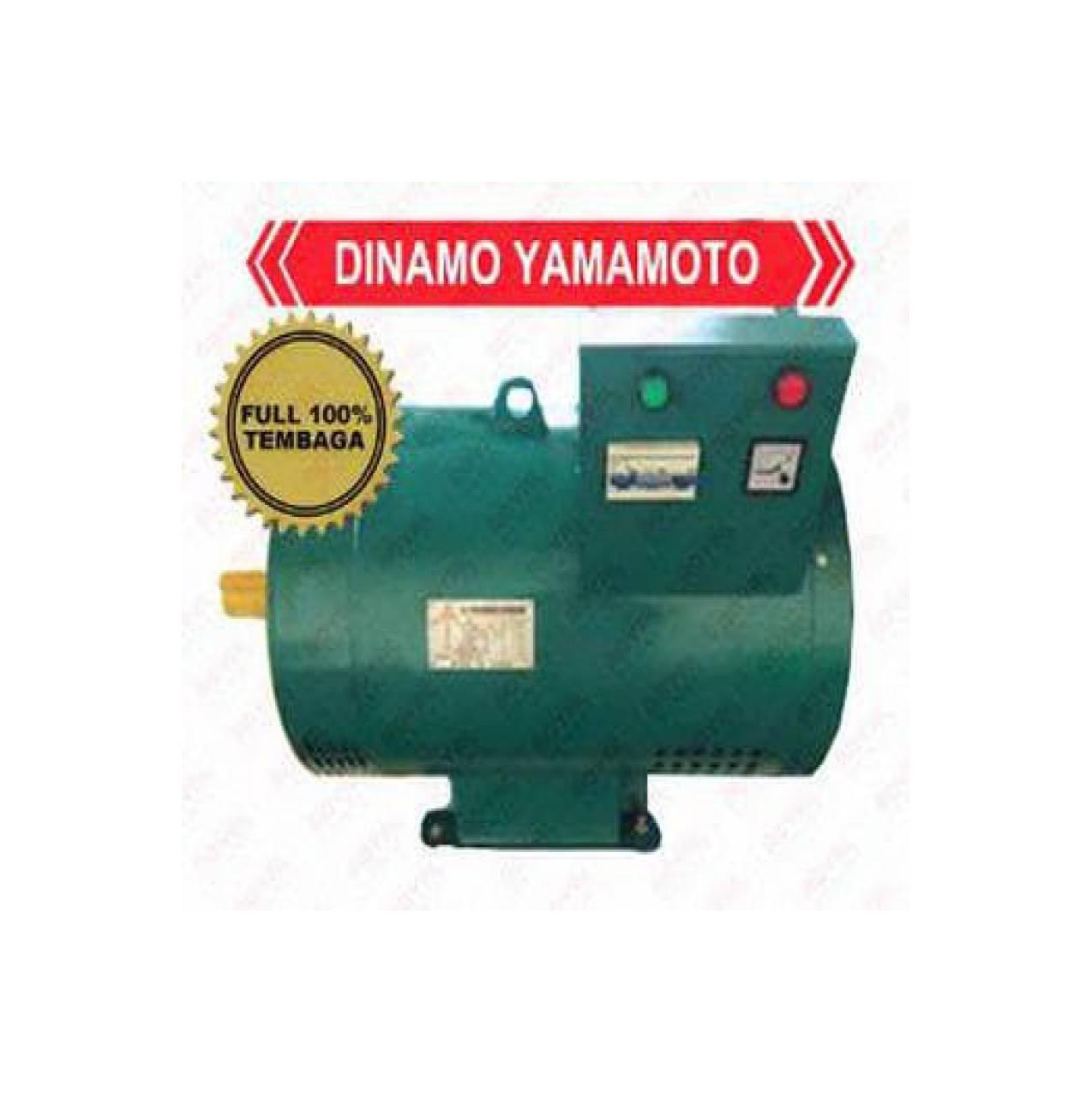 Poseidon Electro Motor Dinamo listrik 1 3 HP 3 phase 1450rpm Abu Source · Tenaga generator