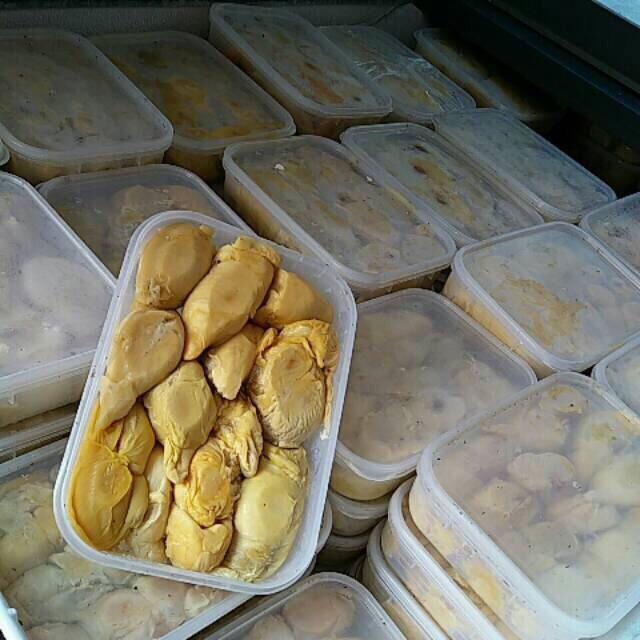 Durian Kupas Box