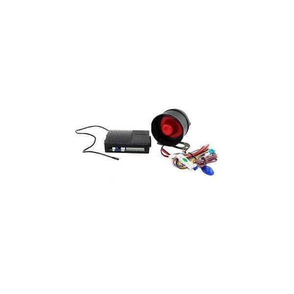 Viola 294 Alarm Mobil Set Komplit Kunci Remote Control Terlaris