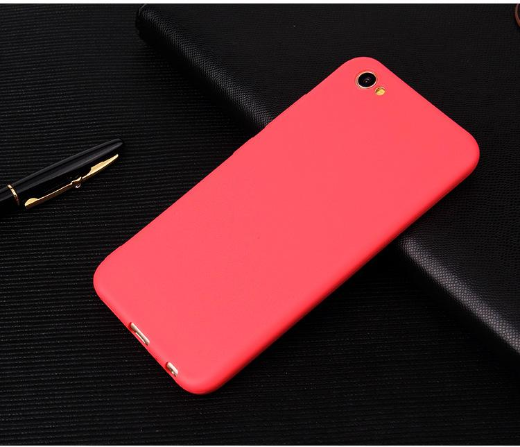 1 Pc/lot TPU Gel Back Case Cover For BBK VIVO Y69 Case Candy Pudding