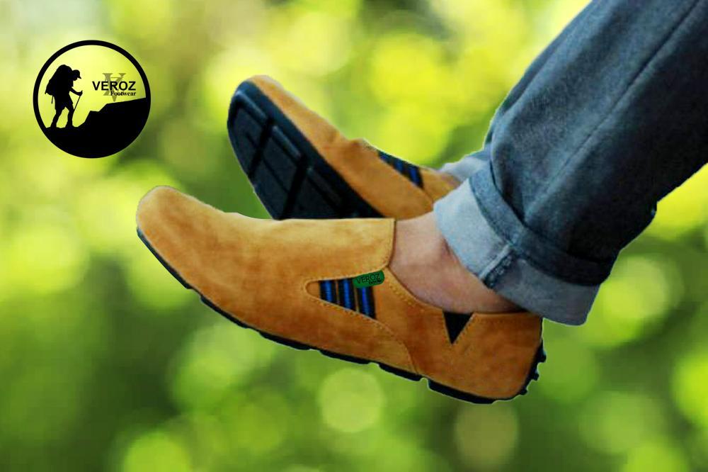 Promo Sepatu Casual VEROZ FOOTWEAR New Myland Sued Leather (Sepatu  Olahraga 44ec03491e