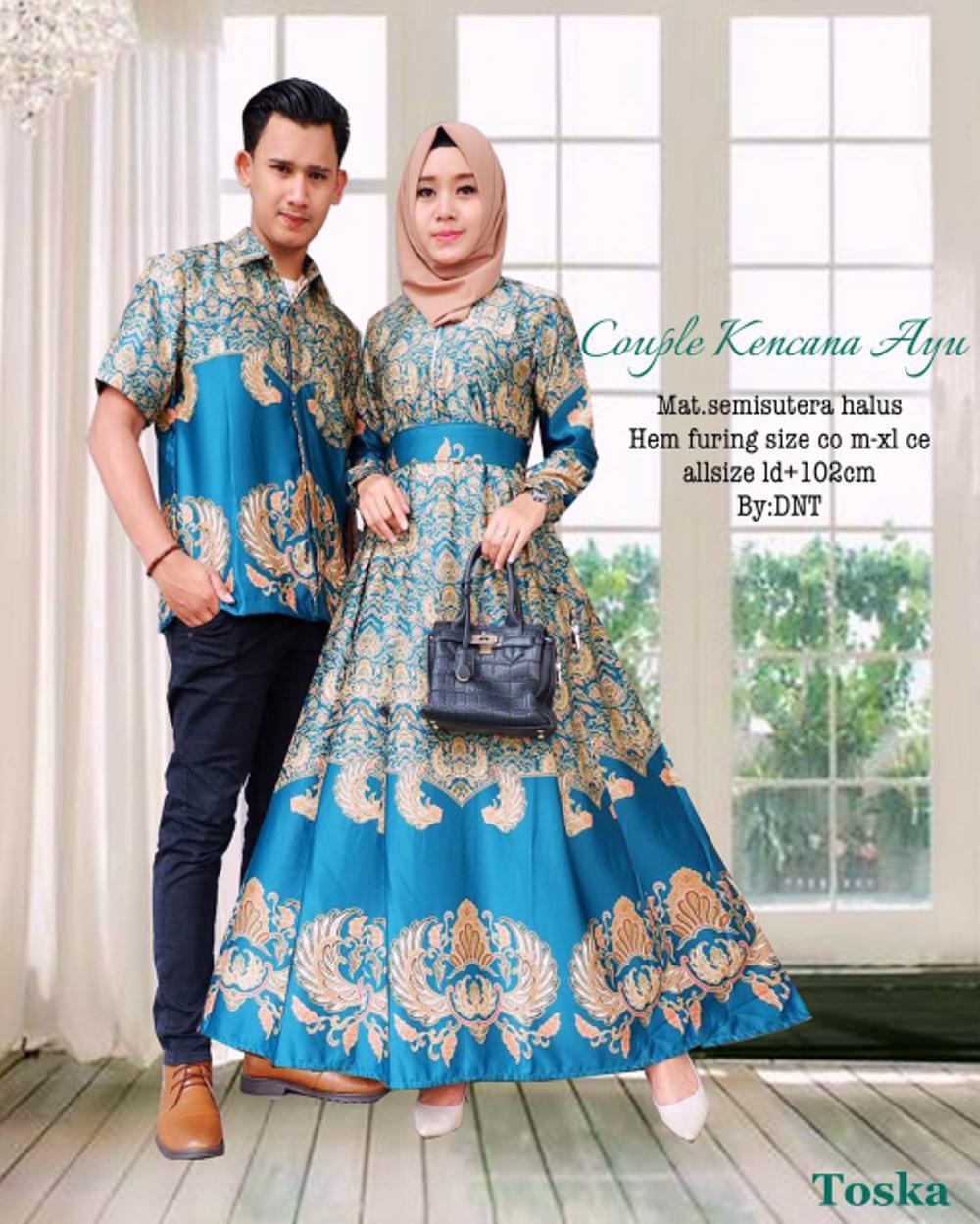 Batik Couple Kencana Ayu