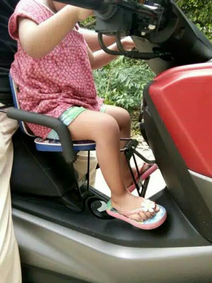 BESTSELLER kursi boncengan anak di motor NMAX tempat duduk anak di motor NMAX