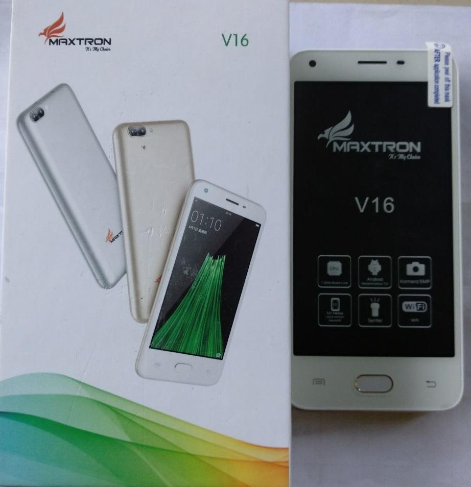 R/S; Handphone Android Handphone Maxtron V16 1 / 8 GB 5