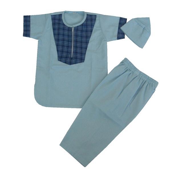 Rianni Setelan Baju Koko Turki Bayi / Anak Laki-laki