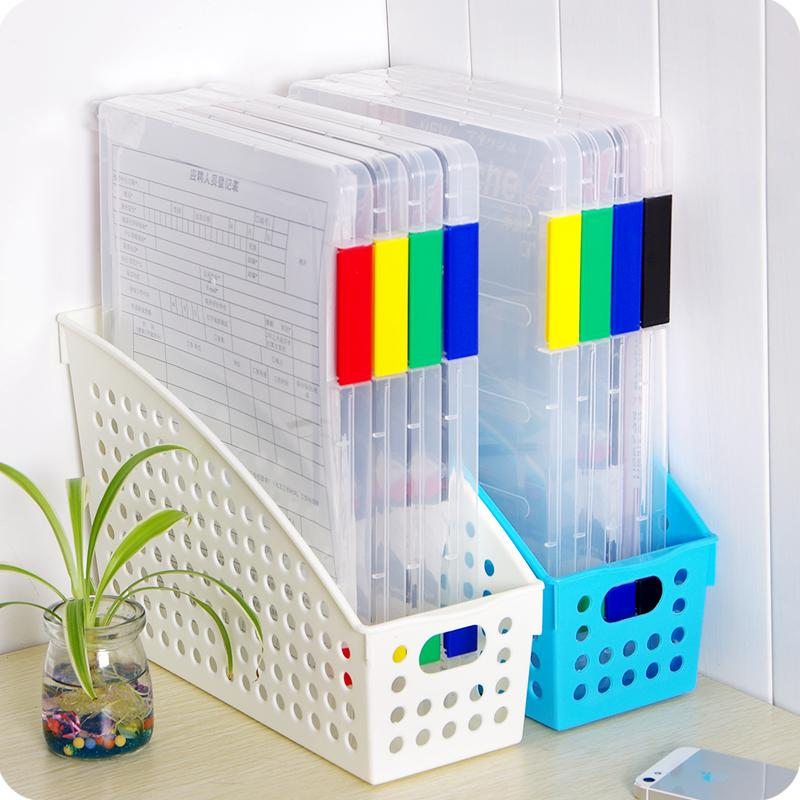 A4 Nhựa Trong Suốt Ngăn Kéo Kẹp Tài Liệu Hộp Cất Đồ Hộp Tài Liệu By Lazada Global.