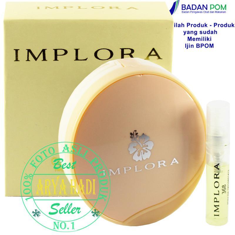 Compact Powder Implora 320 Complete Beauty Care Resmi BPOM
