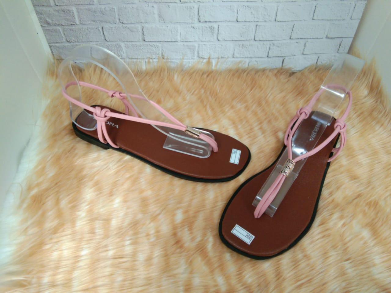CKR Shop - Sandal Teplek Wanita Tali Simpul DG-101