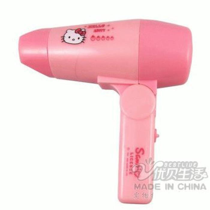 Hair Dryer Mini Hello Kitty