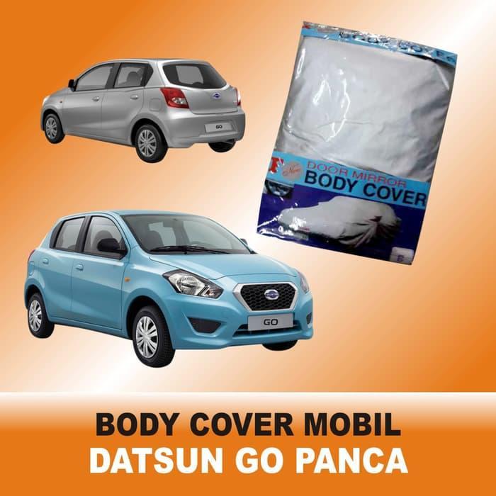 BEST SELLER!!! Body cover / Sarung Penutup / Car Cover Datsun GO PANCA - ZUExdq
