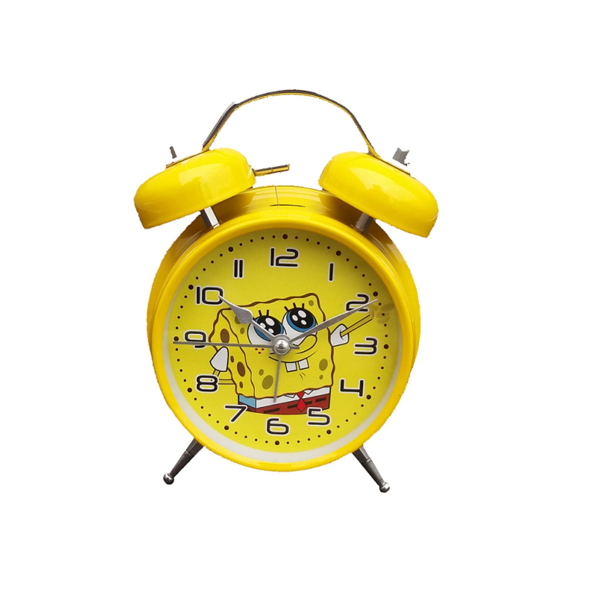 Sponge Bob Karakter Jam Weker P-6040