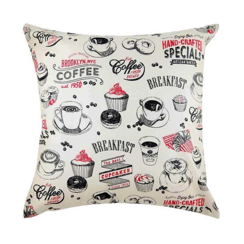 Best Seller!!! Eolins Coffee JSPS105 Bantal Sofa Unik Murah Minimalis