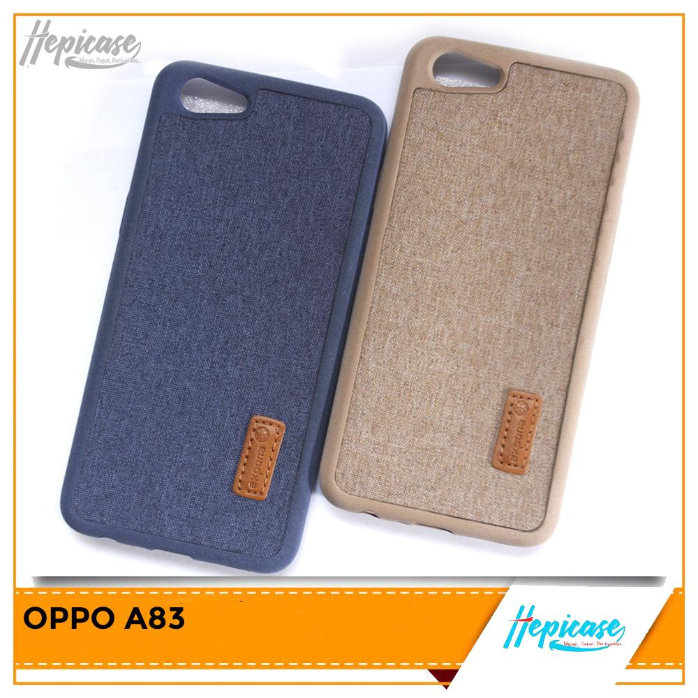 NEW DENIM CASE OPPO A83