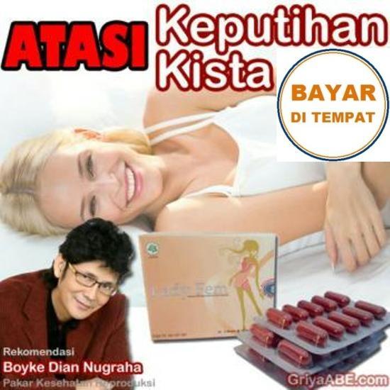 Ladyfem Original Jakarta (Dijamin Asli)