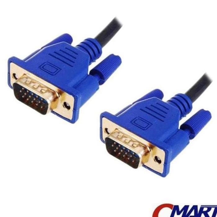 PROMO - KABEL VGA TO VGA 15M 15 M 15 METER - CBL-VG36MM-15M