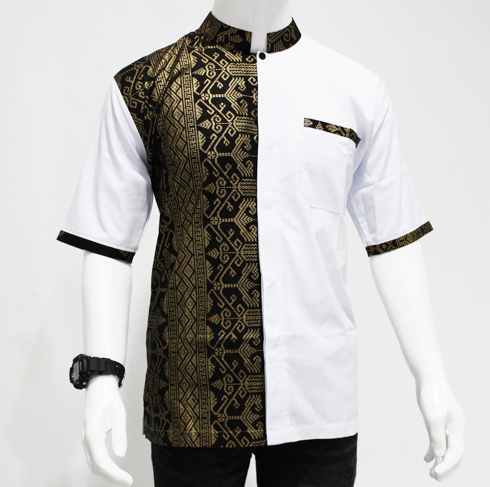Model Baju Kemeja Pria Batik - Kumpulan Model Kemeja