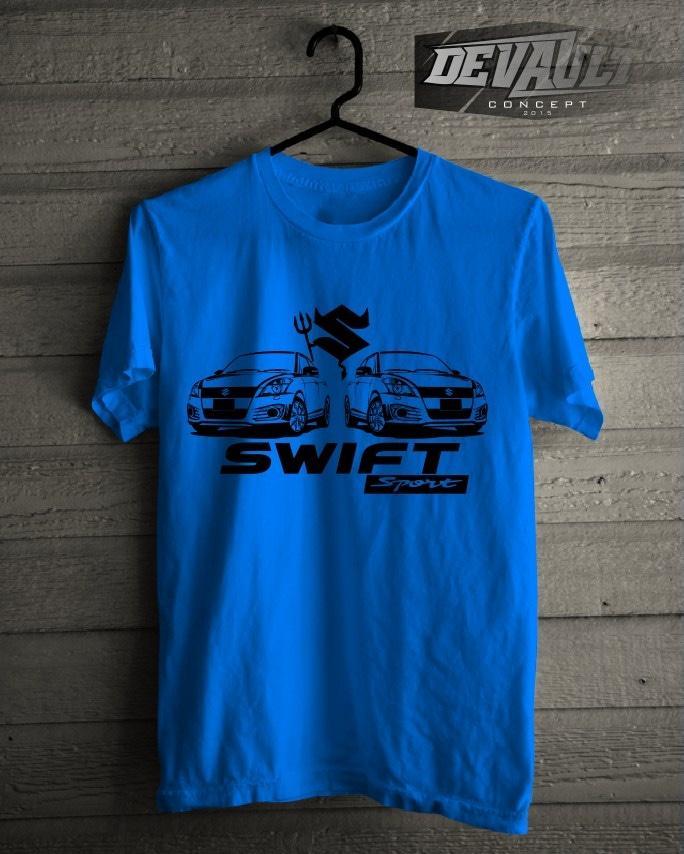 Kaos/T-Shirt All New Suzuki Swift Sport New Edition 2017