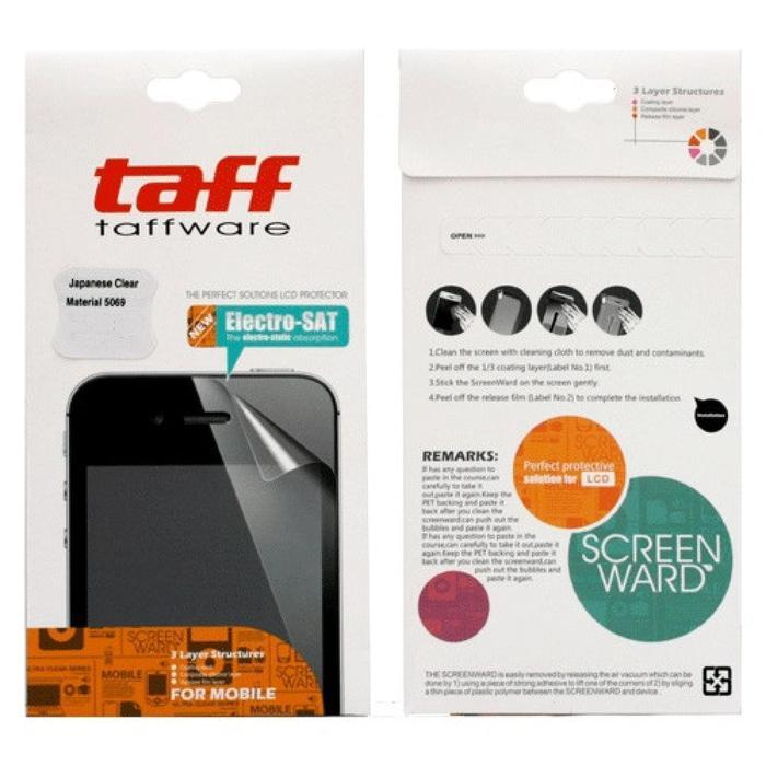 Taff Invisible Shield Screen Protector For Samsung Galaxy Tab Pro