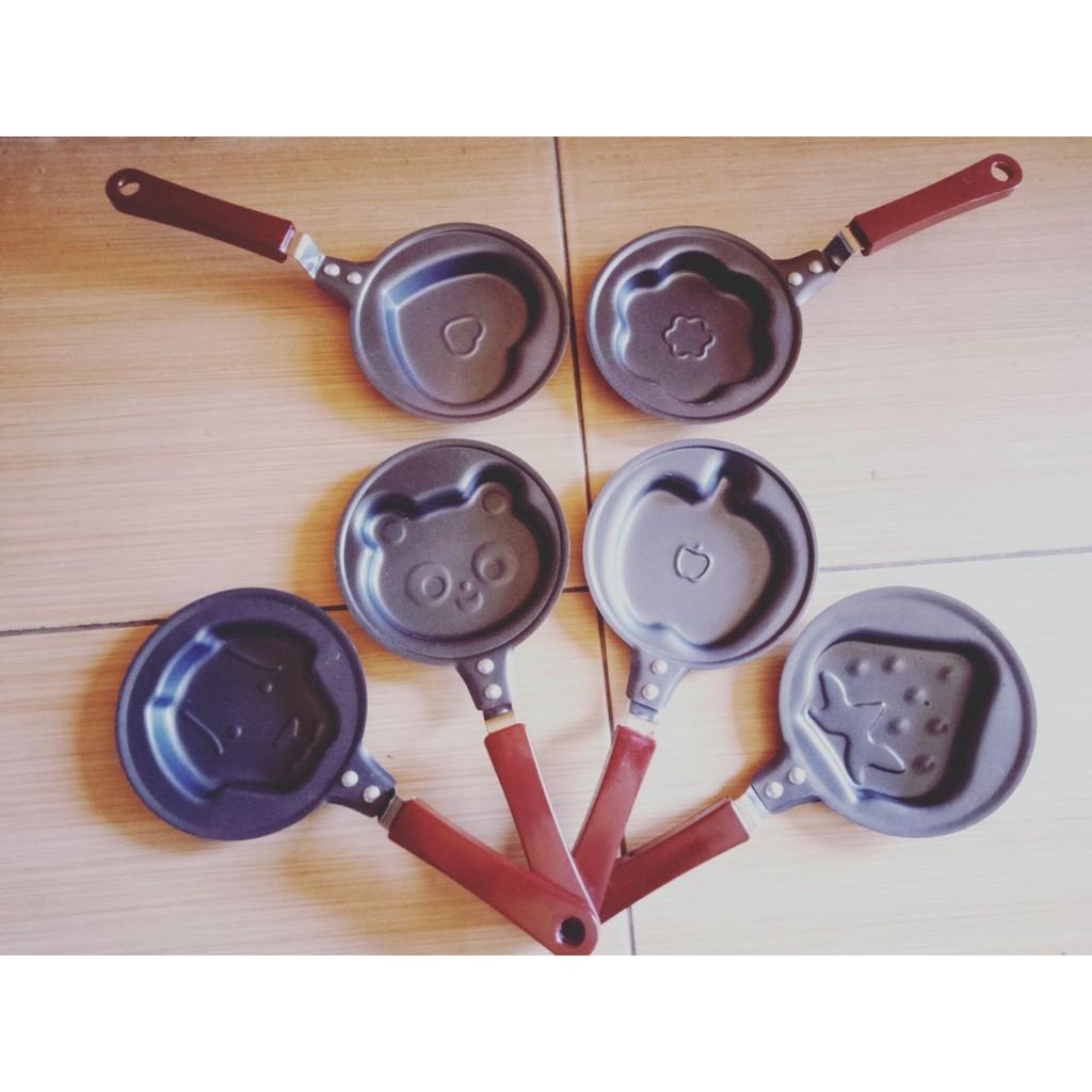 Index Harga Teflon Karakter Murah Paling Beberapa Situs Wajan Motif Unik Hello Kittydoraemonpooh Frying Pan Mini Lucu Pancake Non Stick Fry 200g