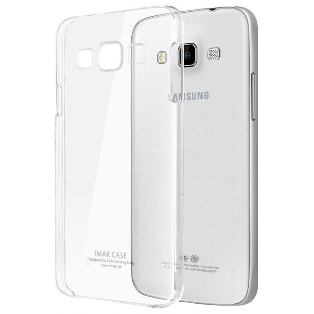IMAK Hard Case (Crystal Case II) - Samsung Galaxy E5 (E500) Clear