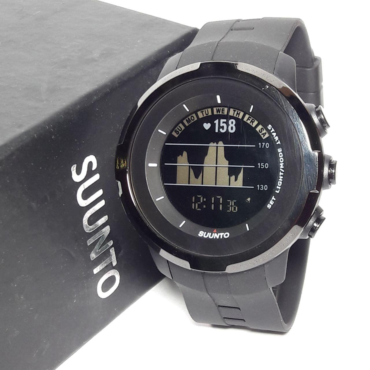 Jam tangan Pria Sunto suunto Core digital rubber black