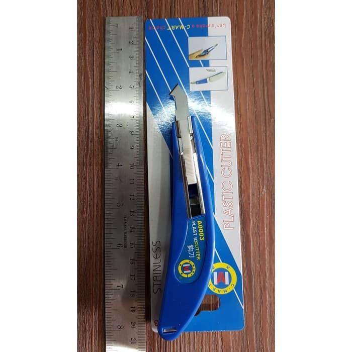 Best Seller Pisau Cutter Acrylic/ Pisau Akrilik C-Mart
