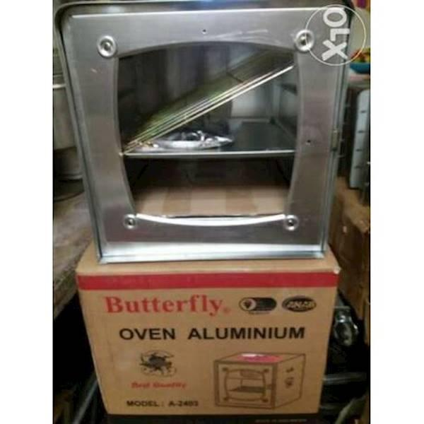Oven Alumunium Butterfly No 3 - 1Pp74i