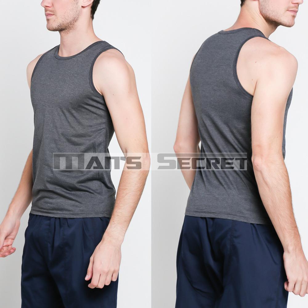 Jual Pakaian Tidur Pria Terlengkap Celana Dalam Boxer Import Super Soft Singlet Polos Dalaman Kaos Tangtop Santai Jumbo Big Size Xxl Xxxl