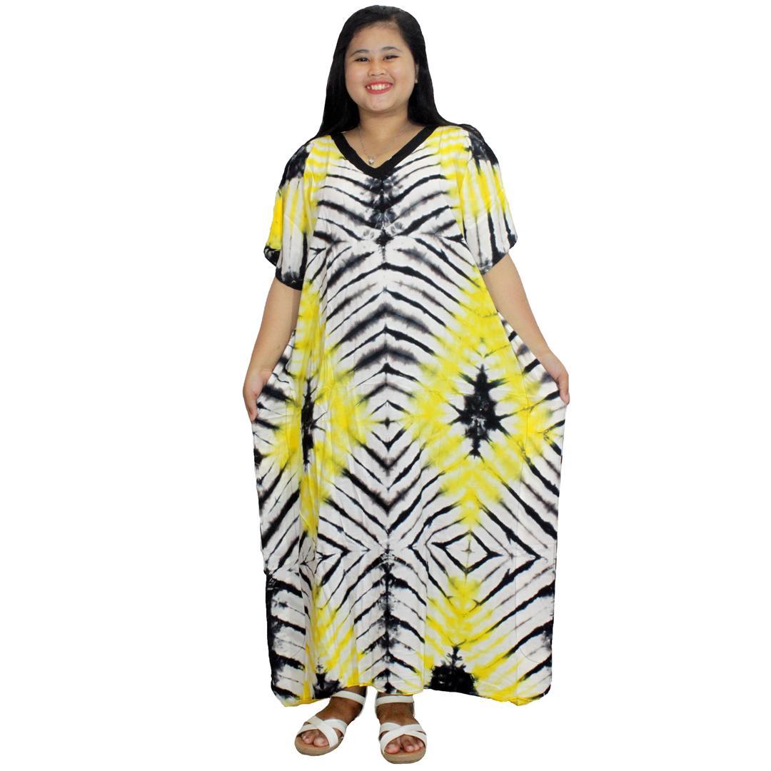 Daster Lowo Batik, Kalong, Kelelawar, Baju Tidur, Piyama, Leher O (DPT002-02)