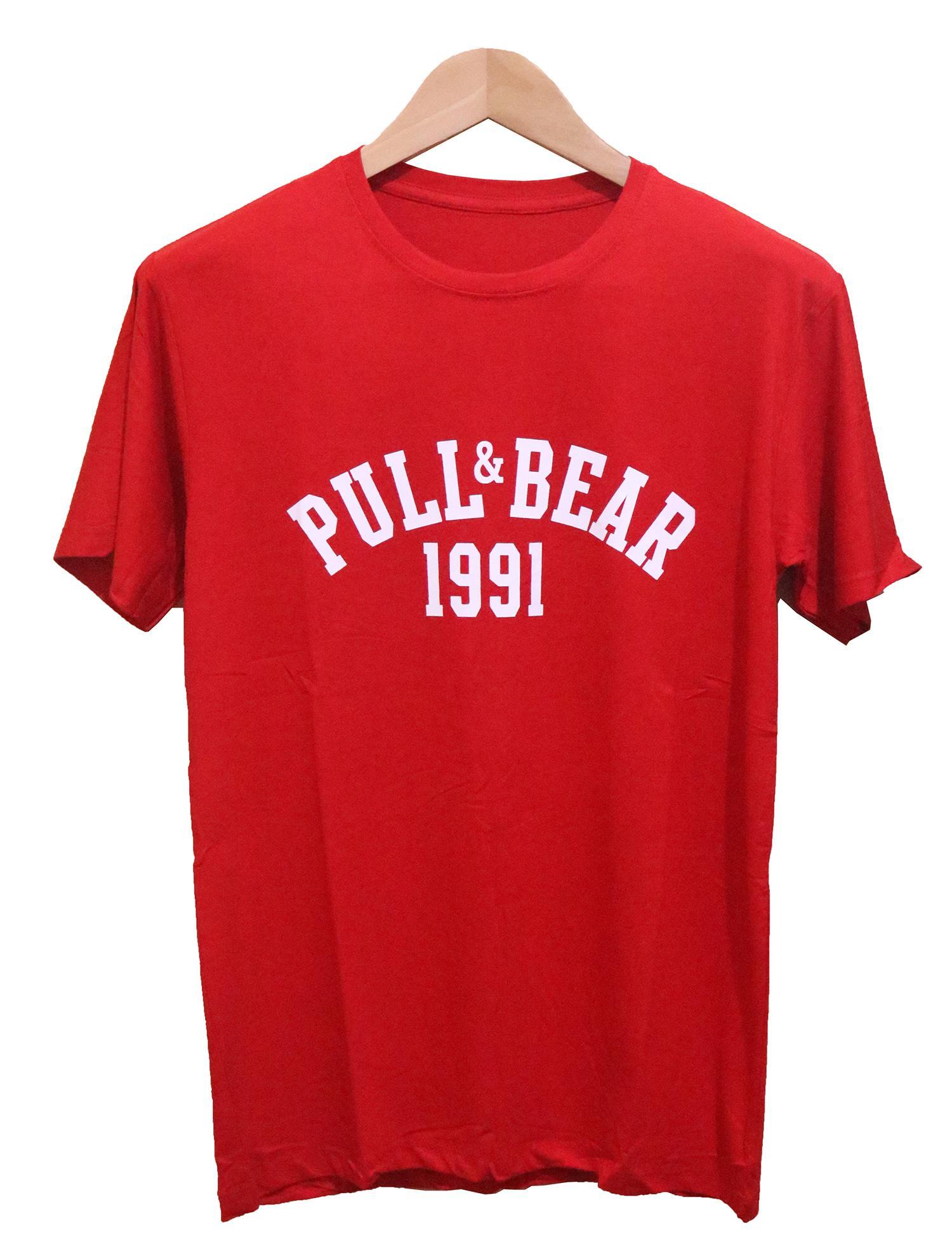 ... T-Shirt Pria Anime Premium Pull & Bear Merukapan kaos yang berkualitas branded, nyaman dipakai di saat kapanpun dan di mana pun berada, jahitan yang ...