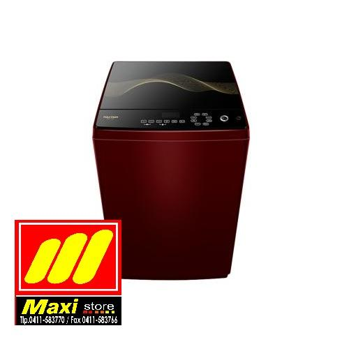 Polytron Mesin Cuci ZEROMATIC BELLEZA 7,5kg PAW 7513M - Merah - Maxistore