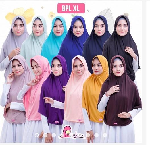 kerudung Hijab Instan bergo BPL XL by Miulan