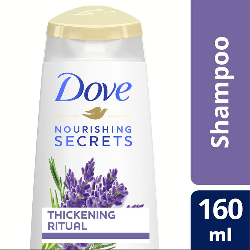 Dove Thickening Ritual Shampoo 160ML