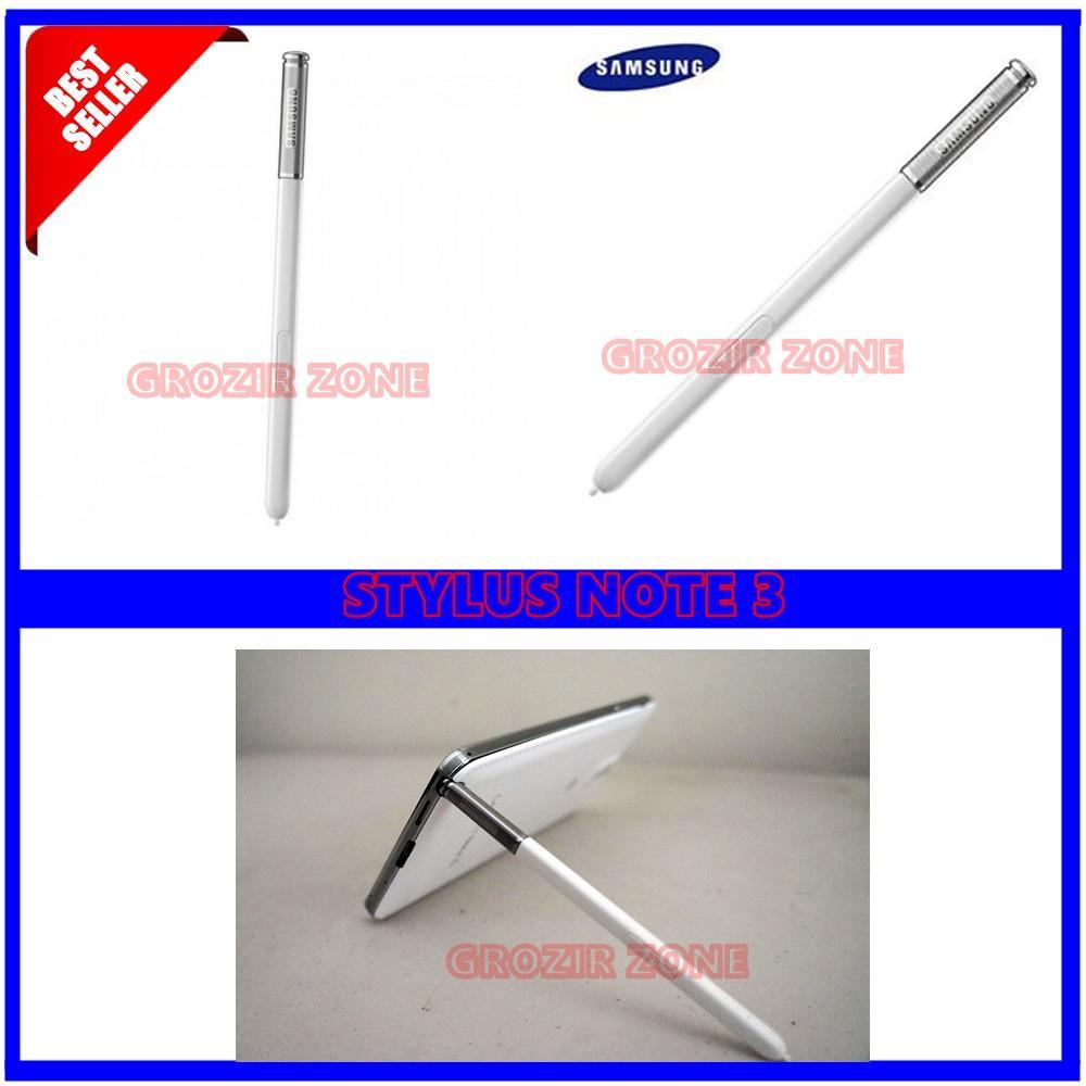 Samsung Stylus Pen Stylus S Pen untuk Samsung Galaxy Note 3 / N9000 Putih - Original ( Grozir Zone )