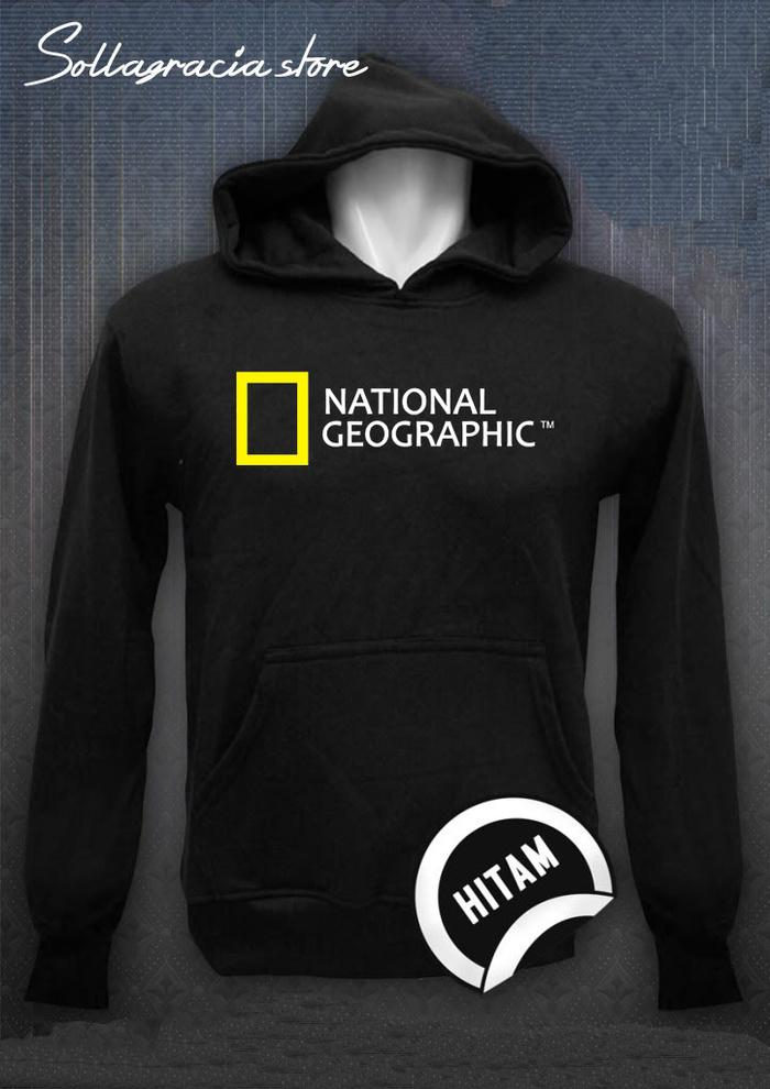 JAKET  SWEATER HOODIE JUMPER NATIONAL GEOGRAPHIC