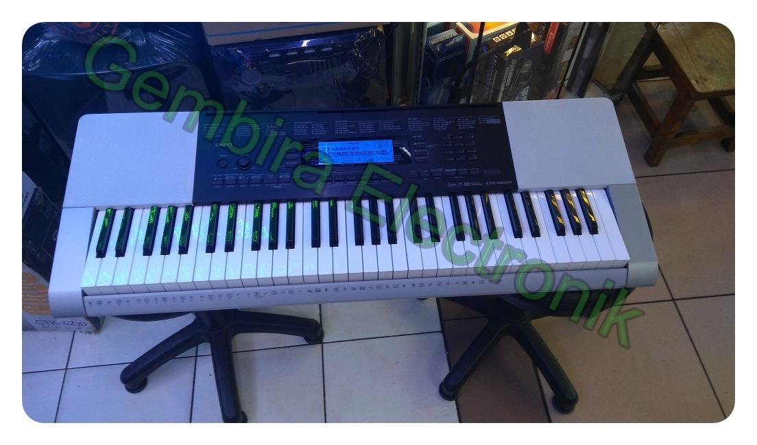 KEYBOARD CASIO CTK4200 keyboard piano casio ctk 4200
