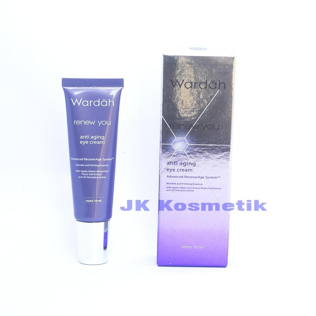 Beli Wardah Anti Aging Store Marwanto606 Renew You Night Cream 30 G Eye 10 Ml