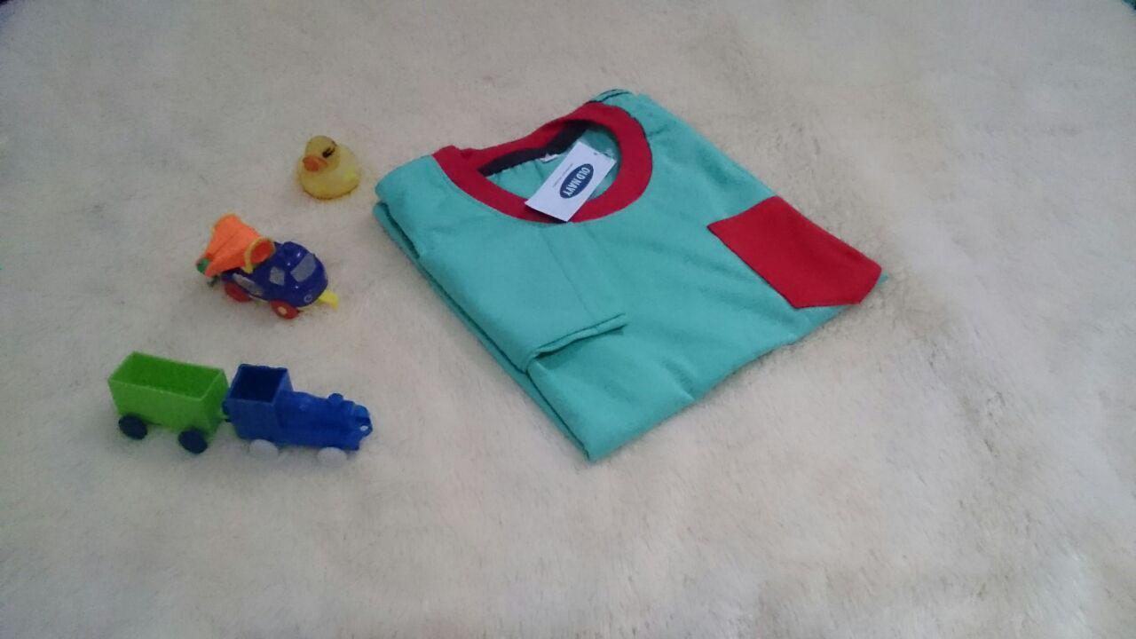 GROSIR - Kaos Polos Panjang