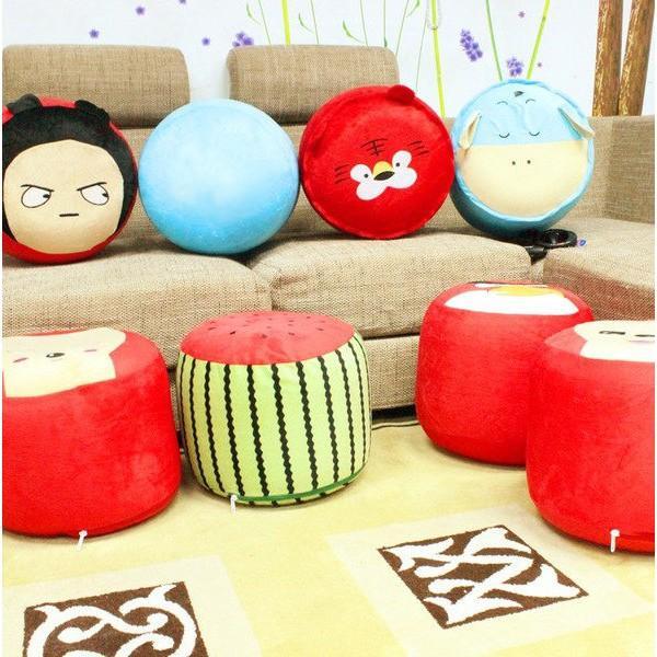 TGB Sofa Tiup Balon Karakter + Pompa Tangan