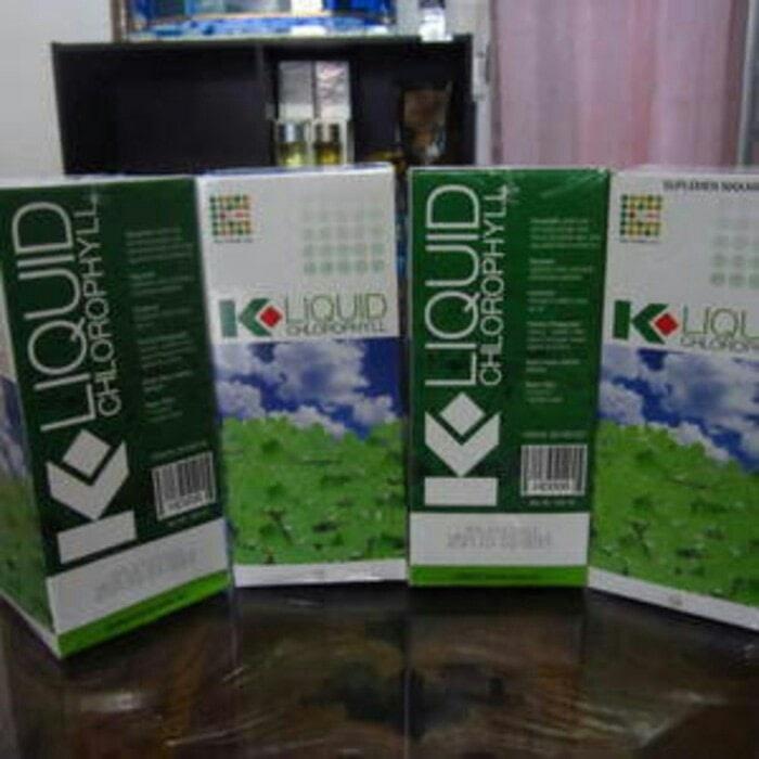 Chlorophyll k - liquid K - Link