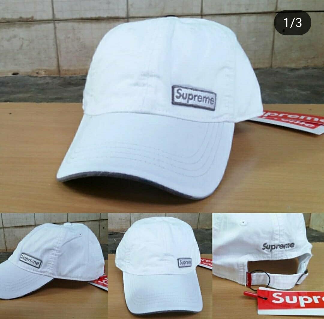 Belanja Terbaik Supreme S Unspolo Navy Periksa Peringkat Source · Hats    Caps Supreme c7e3da42a6
